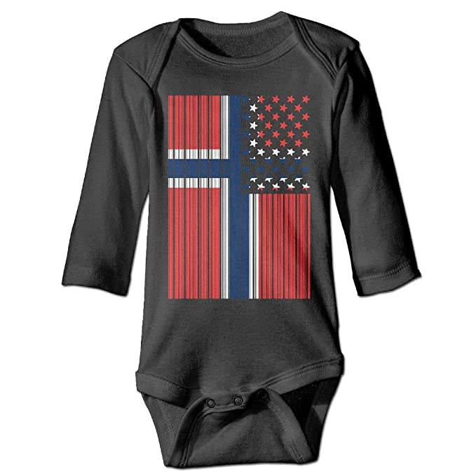 Jaylon Baby Climbing Clothes Romper Chinese Knot Infant Playsuit Bodysuit Creeper Onesies Black