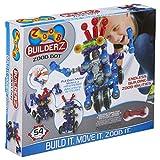 Image of ZOOB BuilderZ ZOOB Bot, 54 Pieces