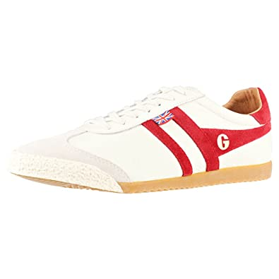 Gola Harrier 50 Made in England Mens Trainers: Amazon.co.uk