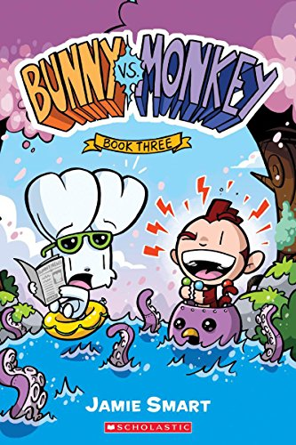 Bunny vs. Monkey: Book Three