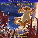 The Heavenly Host: Demons of Astlan Series, Book 2 Audiobook by J. L. Langland Narrated by Stephen Bel Davies