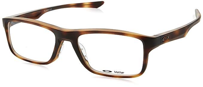 2117c0dc1b3 Ray-Ban Unisex Adults  Plank 2.0 Optical Frames