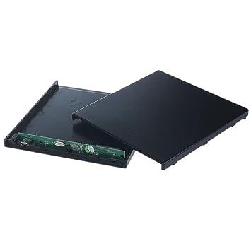 Moligh doll - Carcasa para portátil (USB a IDE, CD, DVD y RW ...