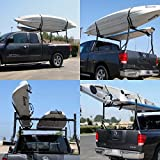 TC-Home J-Bar Rack HD Kayak Carrier Canoe Boat Surf