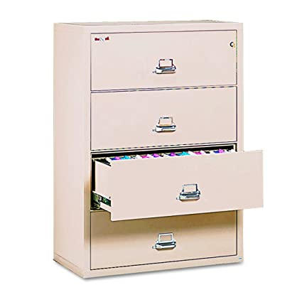 lateral file cabinet 4 drawer. Fireproof Lateral File Cabinet, 4 Drawers, 52.75n H X 37.5in W Cabinet Drawer