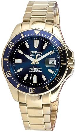 Amazon.com: Daniel Steiger Evolution - Reloj de pulsera para ...