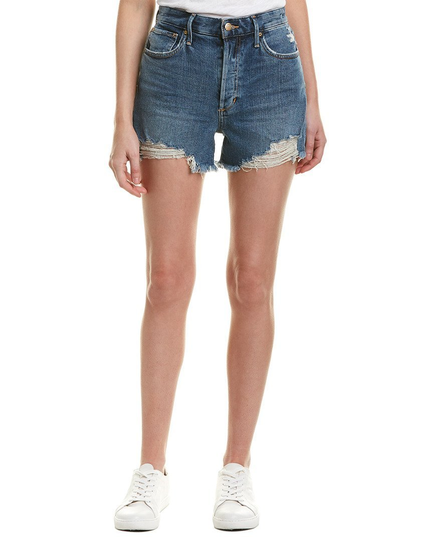 Joe's Jeans Women's Smith High Rise Cut Off Jean Short, Skyler, 27