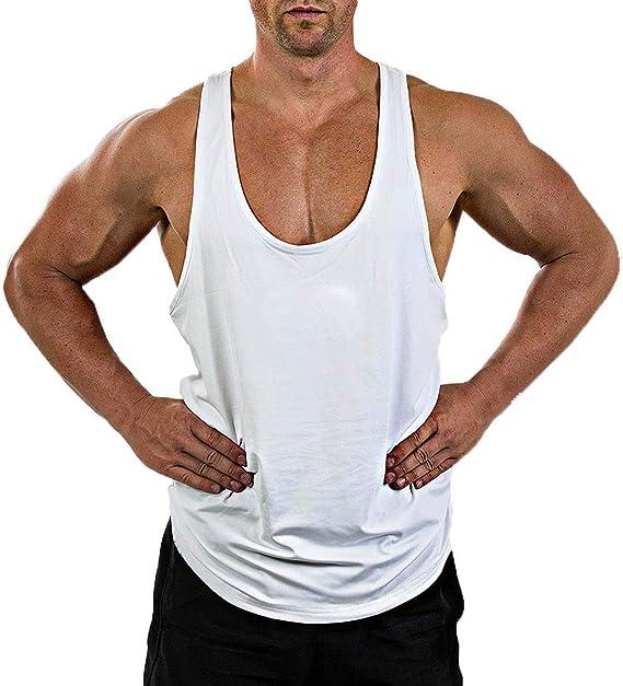 MUSCLE GYM senza maniche Canotta da basket da uomo