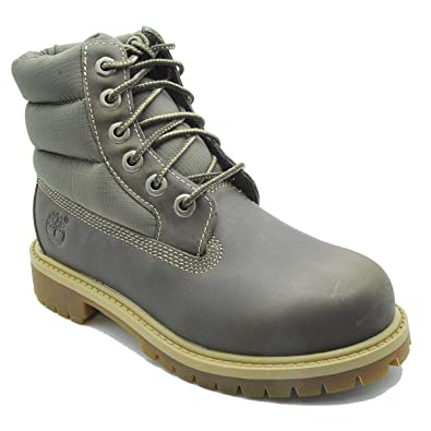 Timberland 6 In Quilt Boot Canteen: : Chaussures et