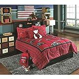 Birchwood Case IH Full/Queen Size Comforter Set