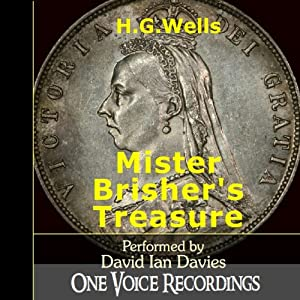 Mr. Brisher's Treasure Audiobook