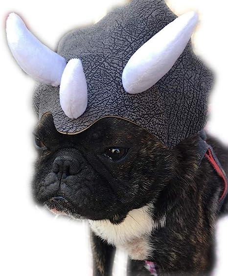 Hemobllo Disfraz de Perro Gorro de Dinosaurio Gorra para Perro ...