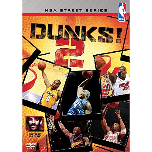 NBA Street Series: Dunks! Volume 2 -  DVD, LeBron James