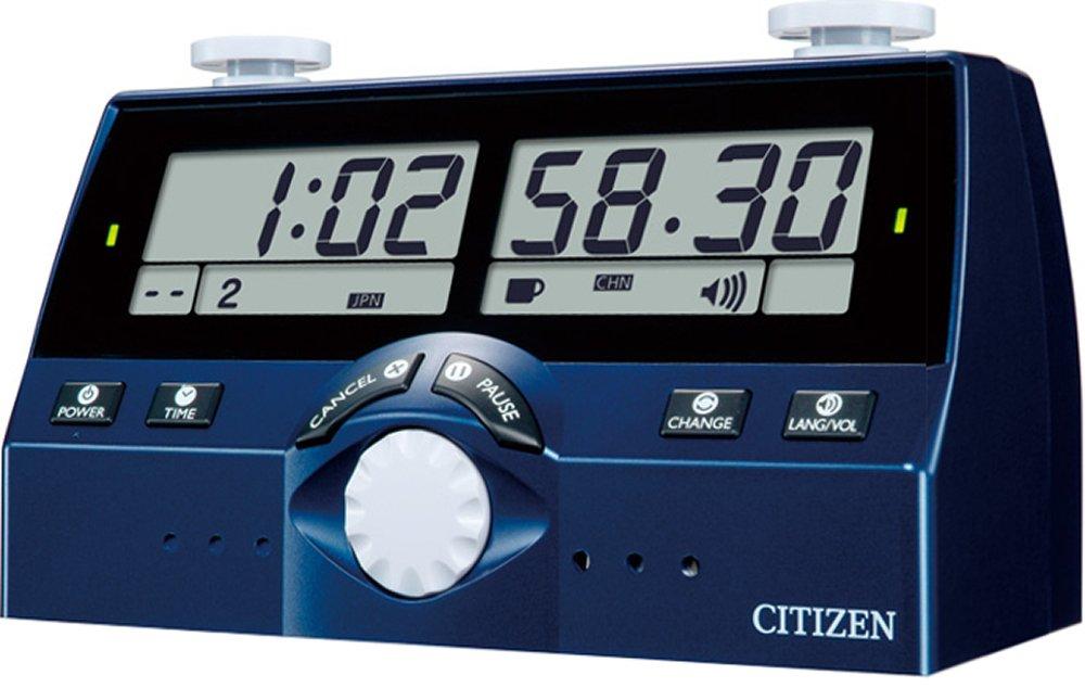 CITIZEN (シチズン) 対局時計 ザ  名人戦 日本語英語中国語韓国語対応 DIT-40 B005BOQK4U