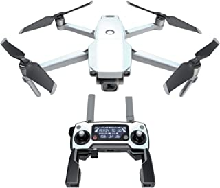 product image for Solid State White Decal Kit for DJI Mavic 2/Zoom Drone - Includes 1 x Drone/Battery Skin + Controller Skin