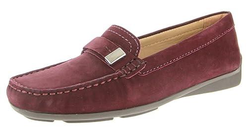 Wirth 35005-53 - Mocasines de Piel para Mujer: Amazon.es: Zapatos y complementos