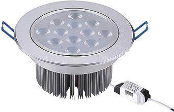 Downlight Led proyector 9w12w18w21w24w luz de techo incrustado ...