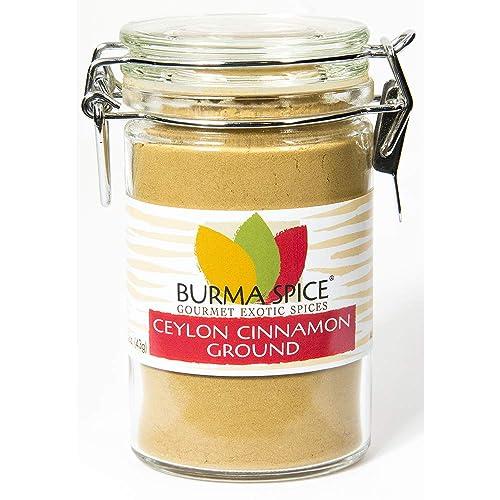 Burma Spice Ceylon Ground Cinnamon