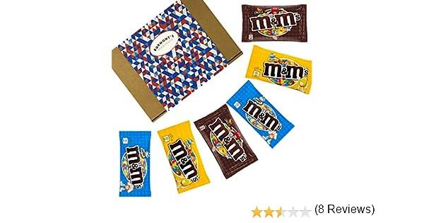 Caja De Regalo Selección De Chocolate Americano M&Ms - Chocolate ...