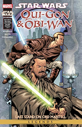 (Star Wars: Qui-Gon & Obi-Wan - Last Stand On Ord Mantell (2000-2001) #1 (of 3))