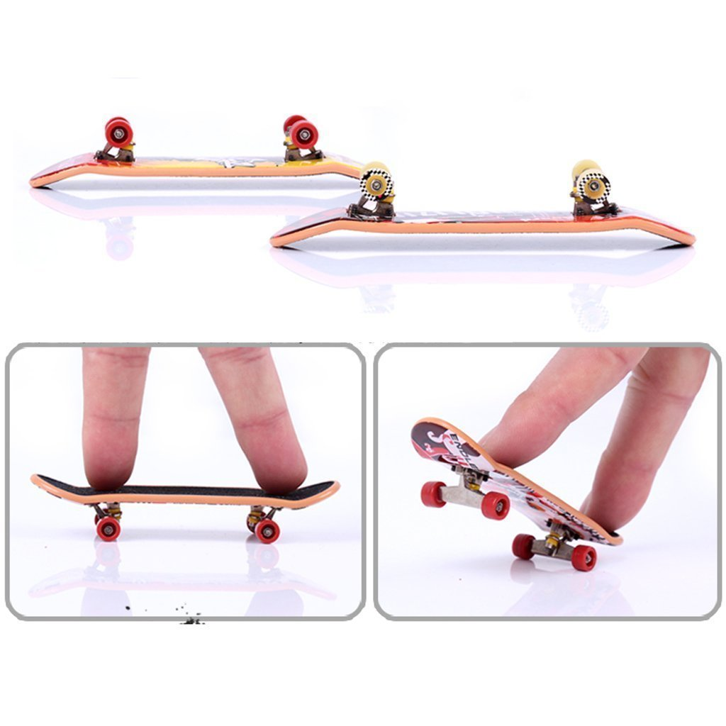 Sipobuy Baby Kinder Mini Skateboard Spielzeug Fingerboard Tech Deck ...