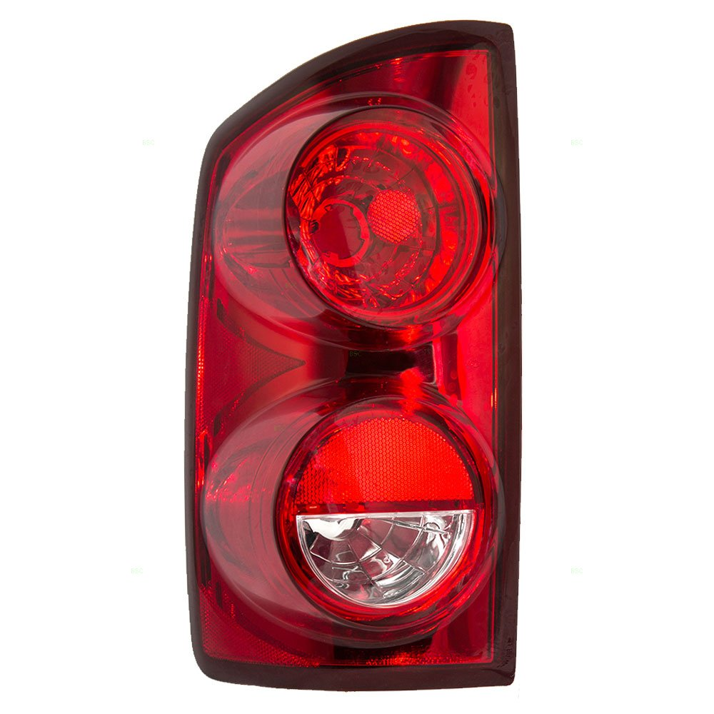 Drivers Tail Light Tail Lamp Replacement for Dodge Pickup Truck 55277303AC