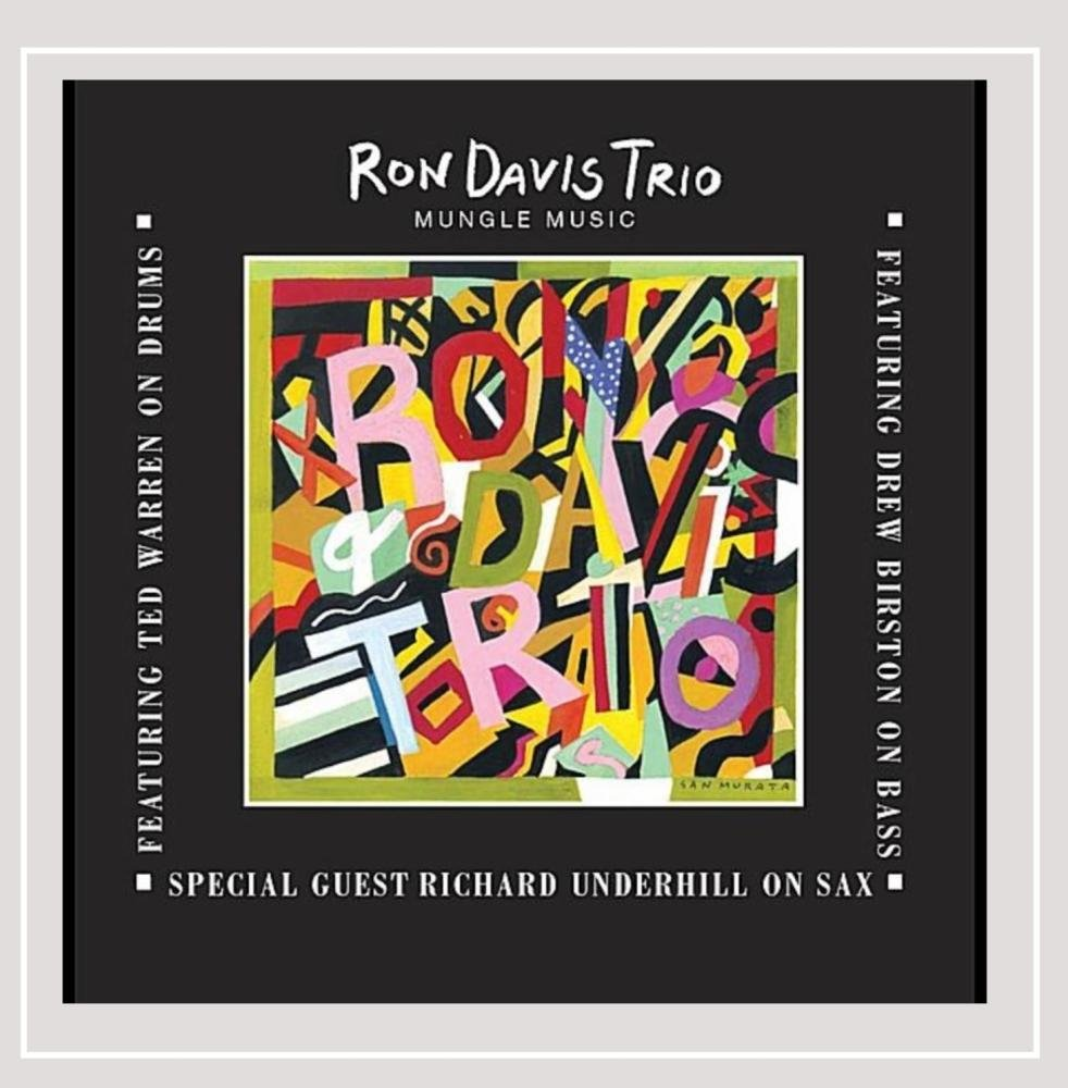 Mungle Music: Ron Davis: Amazon.es: Música