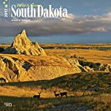 South Dakota, Wild & Scenic 2017 Square