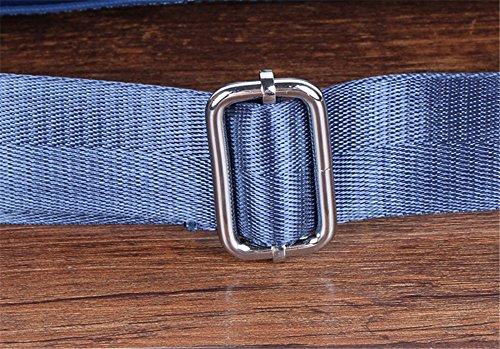Anne - Bolso bandolera Hombre Azul