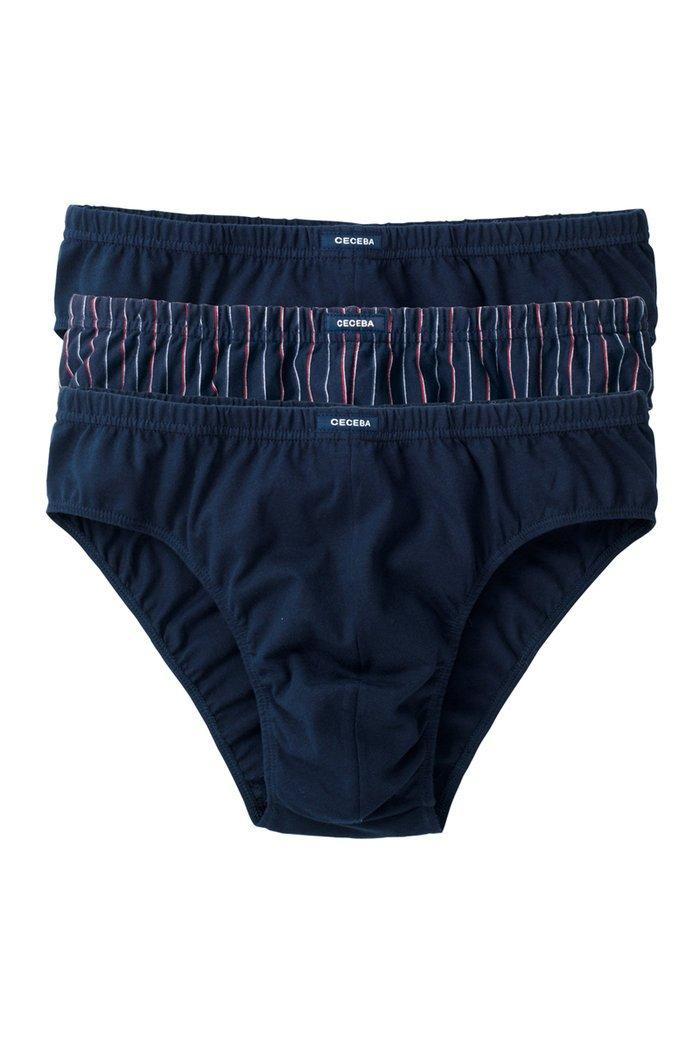 Ceceba - Sport Slip 3er Pack, Spiaggia Uomo Ceceba Bodywear GmbH