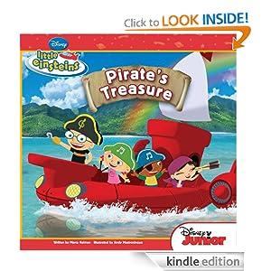 Disney's Little Einsteins: Pirate's Treasure Marcy Kelman