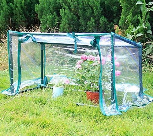 Gruesa transparente tubo de PVC con cubierta protectora de acero ...