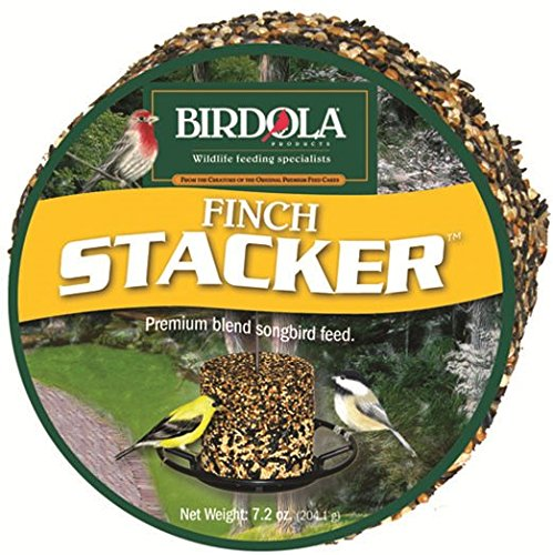 Birdola No Waste Stacker Seed Cake For Birds