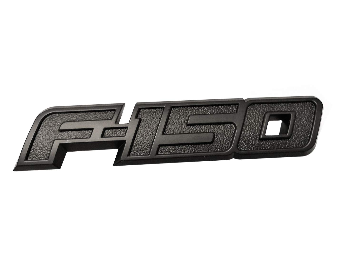 Black F-150 Rear Tailgate Emblem badge 3D Logo Replacement for Ford F150 2009-2014 Aruisi