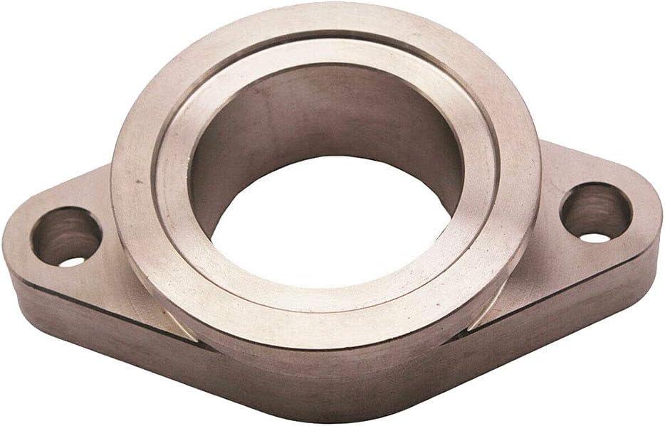balikha 38mm V Band External 2 Flange Manifold Mount External Wastegate Exhaust