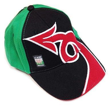9a0498e9b Wales Welsh Dragon Tail Baseball cap