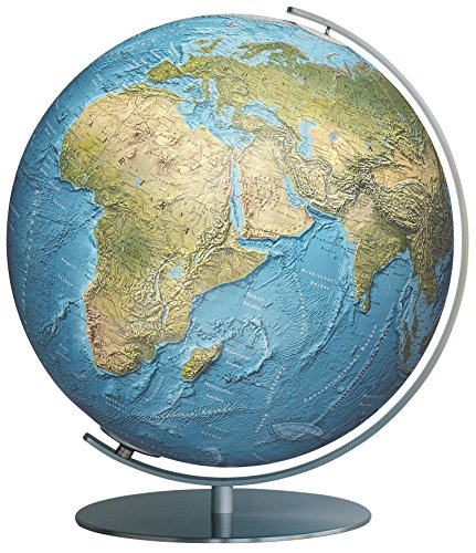 Columbus Sigmaringen 13 Inch Illuminated Desktop Globe by Columbus USA