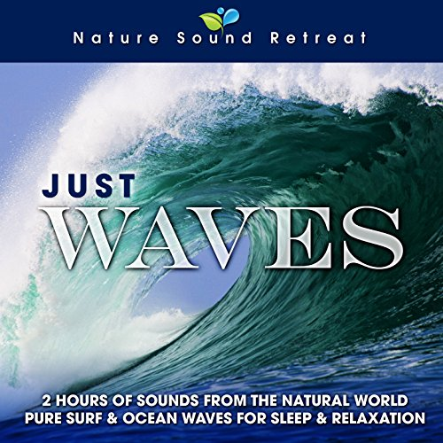 (Just Waves: 2 Hours of Sounds from the Natural World (Pure Surf & Ocean Waves for Sleep & Relaxation))