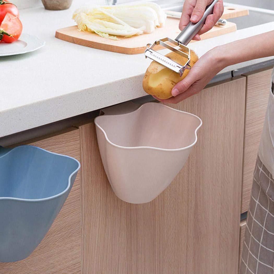 Zuionk Hauptküche residuos Lagerungs recipiente puede hängenden residuos contenedores colgar Abtropfhalter & -ständer