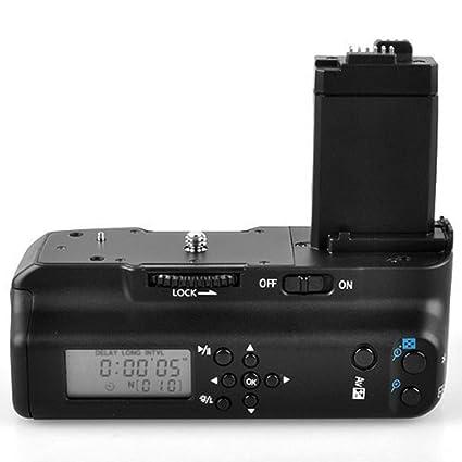 Camera & Photo Rebel T2i T3i T4i T5i Digital Slr Camera Meike Mk-550dl Lcd Timer Battery Grip For Canon Eos 550d 600d 650d 700d
