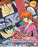 SAMURAI RUROUNI KENSHIN - COMPLETE ANIME TV SERIES DVD BOX SET (95 EPISODES + MOVIE + 2 OVA + 3 LIVE)