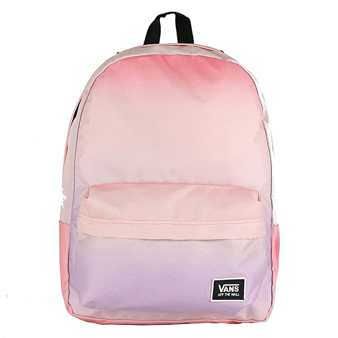 f279aed51f14 Vans Backpack - Realm Classic Backpack Blossom purple pink pink   Amazon.co.uk  Clothing