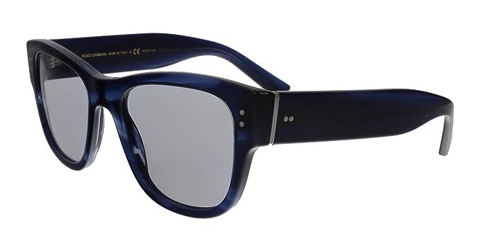 Amazon.com: Gafas de sol Dolce & Gabbana DG 4338 3065M3 ...
