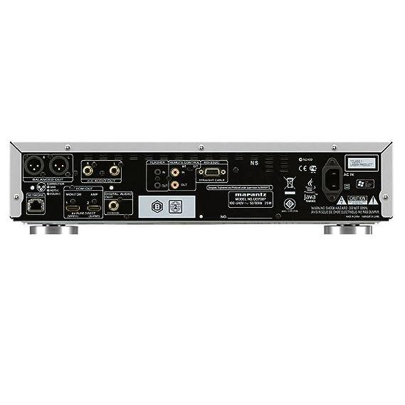 Marantz UD7007 Blu-ray Player schwarz: Amazon.de: Elektronik