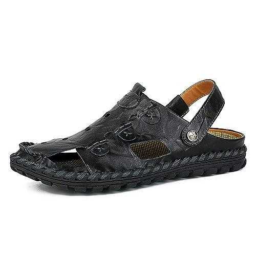 Hombres Zapatos De Playa Casuales Sandalias Y Zapatillas Verano Transpirable Sandalias: Amazon.es: Zapatos y complementos