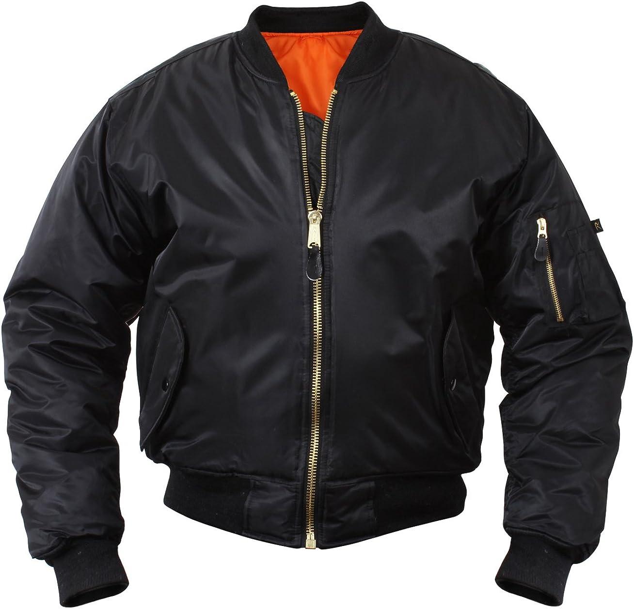 Rothco MA-1 Flight Jacket: Clothing