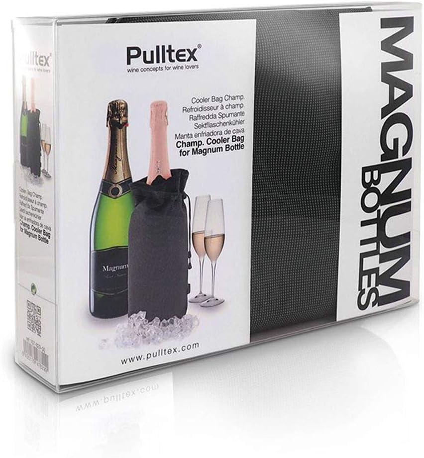 Pulltex Bolsa Enfriador De Vino De Tamaño Para Botellas De L. 1,5 ...