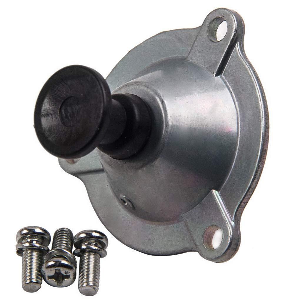 EgalBest Carburetor Replacement for Suzuki Alt 185 lt 185 Carburetor Primer Pump Diaphragm Cover Carb 1983-1987