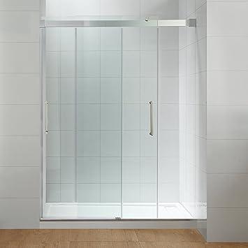 Faro Oasis Ove deslizante doble para mampara de ducha de cristal ducha puerta: Amazon.es: Bricolaje y herramientas