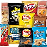 #7: Sweet & Salty Snacks Variety Box, Mix of Cookies, Crackers, Chips & Nuts, 50 Count